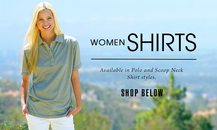 Women Solar Sun Ray Through your Sport Shirt available in Polo and Scoop Neck Shirt styles.